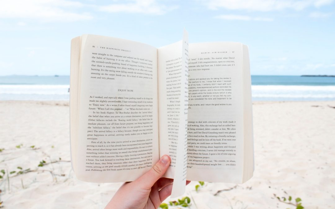 Summer Reading List 2021 – 5 kníh na leto bez hraníc